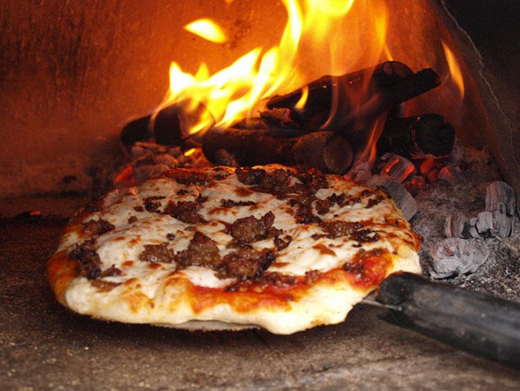 ساخت تنور پیتزا